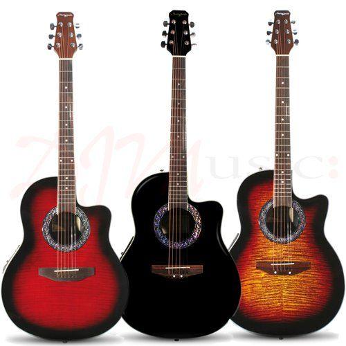 Martin Smith Roundback Guitar Guitar Martin Smith Electro Acoustic Guitar