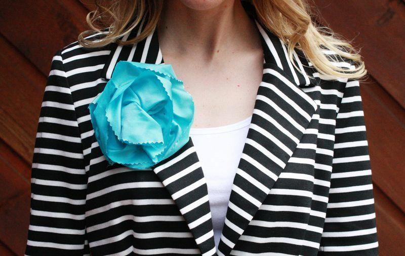 DIY Brooch DIY Make Your Own Silk Flower Brooches DIY Brooch