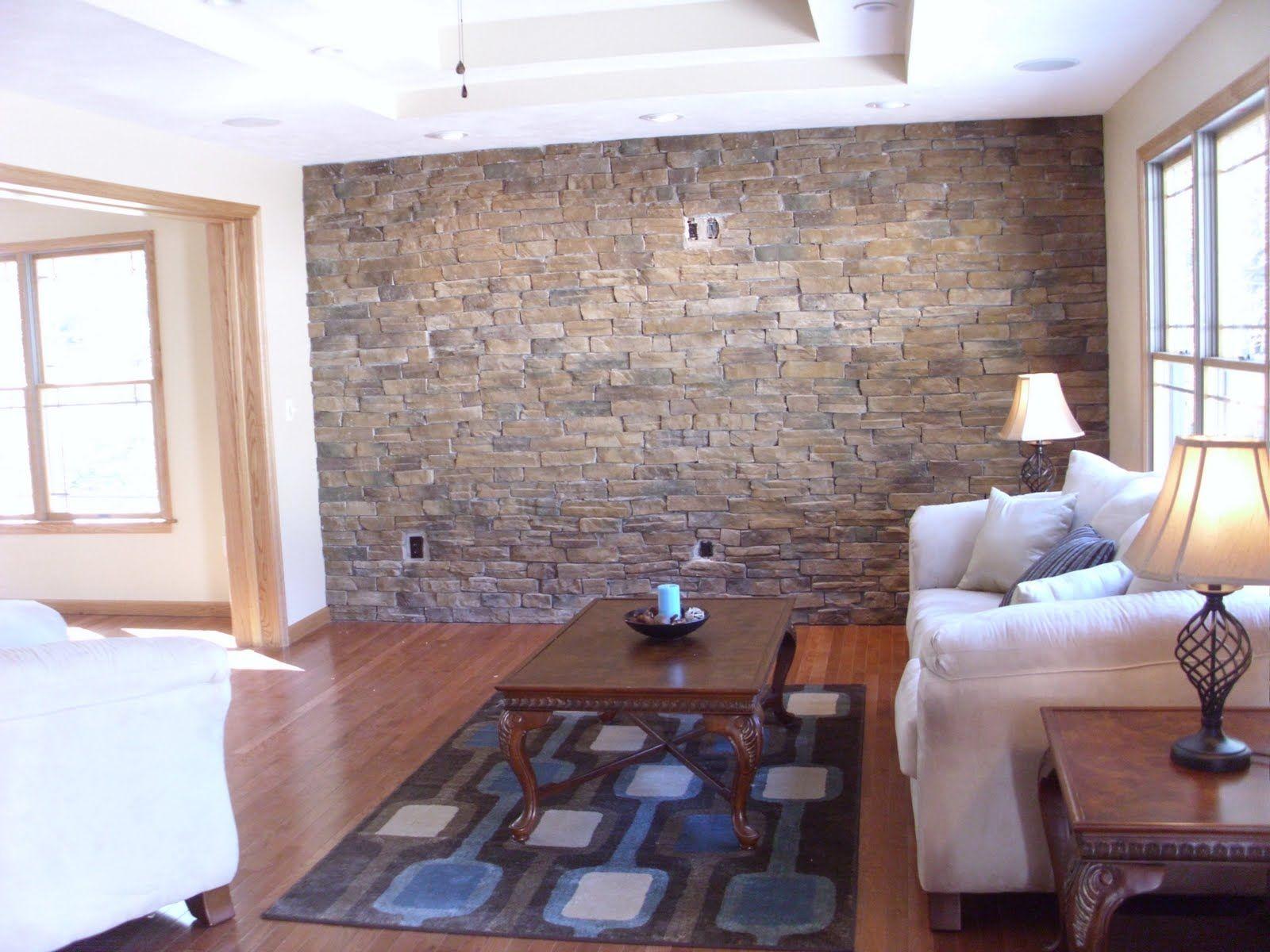 Wallpaper Accent Wall Ideas Living Room