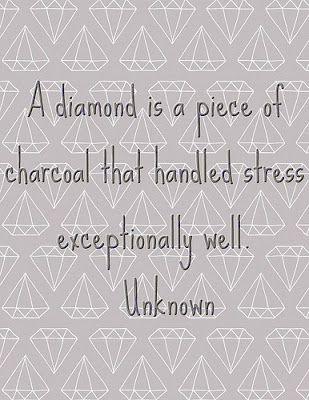 A Diamond is . . .