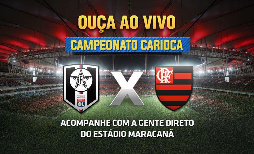 Ao Vivo Resende X Flamengo Super Radio Tupi Radio Tupi Estadio Maracana Campeonato Carioca