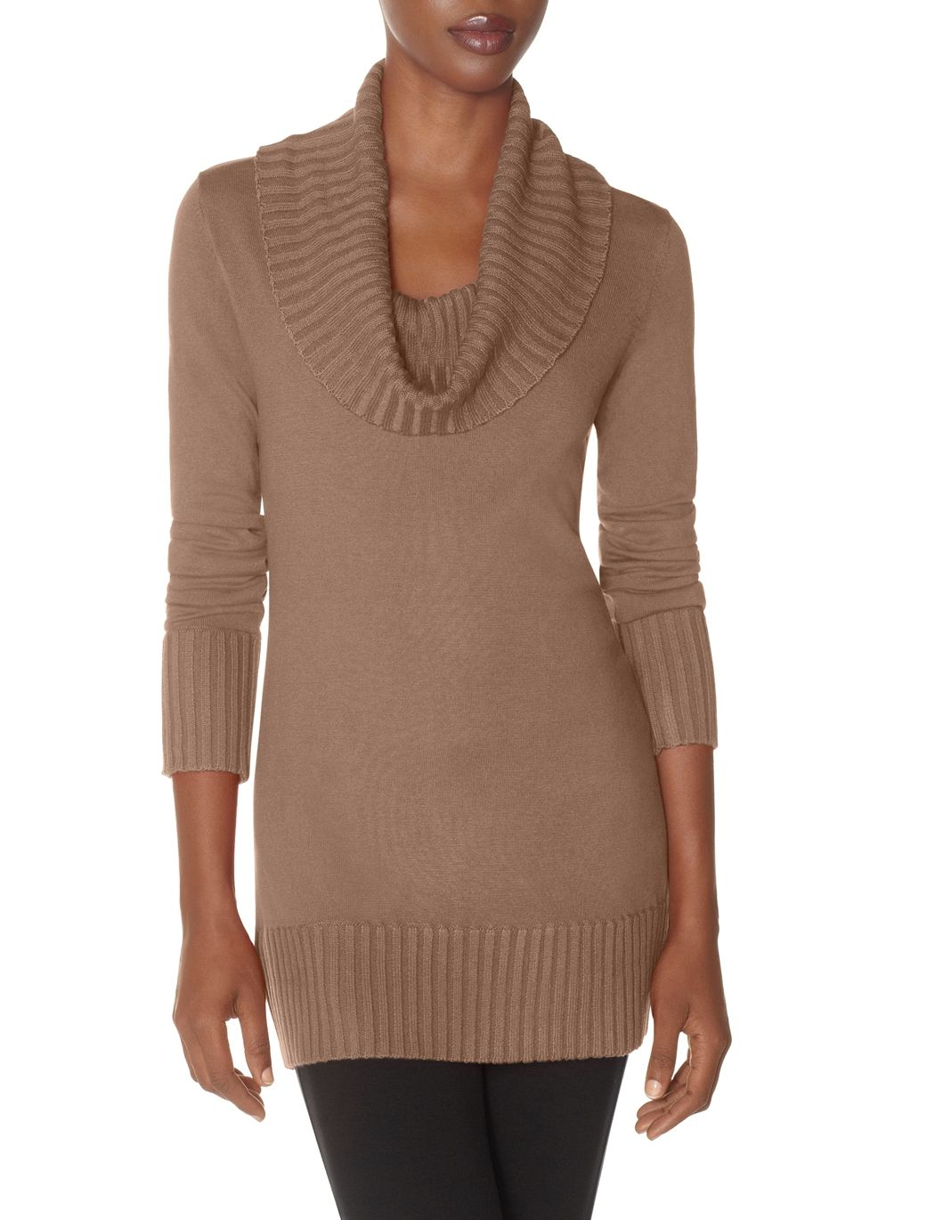 Cowl Neck Tunic Sweater | Women's Tops | THE LIMITED | My Style ...