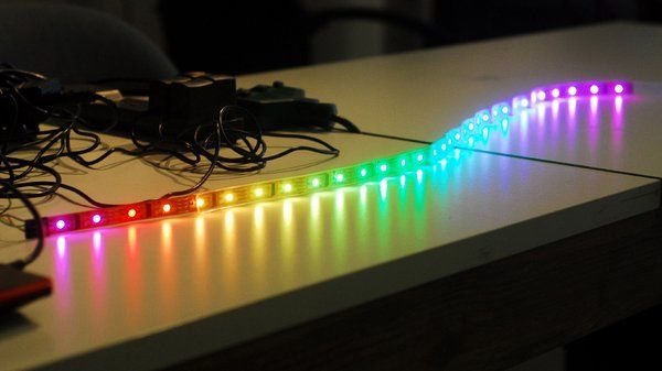 How to get started with programmable rgb led strip lighting how to get started with programmable rgb led strip lighting tested mozeypictures Image collections