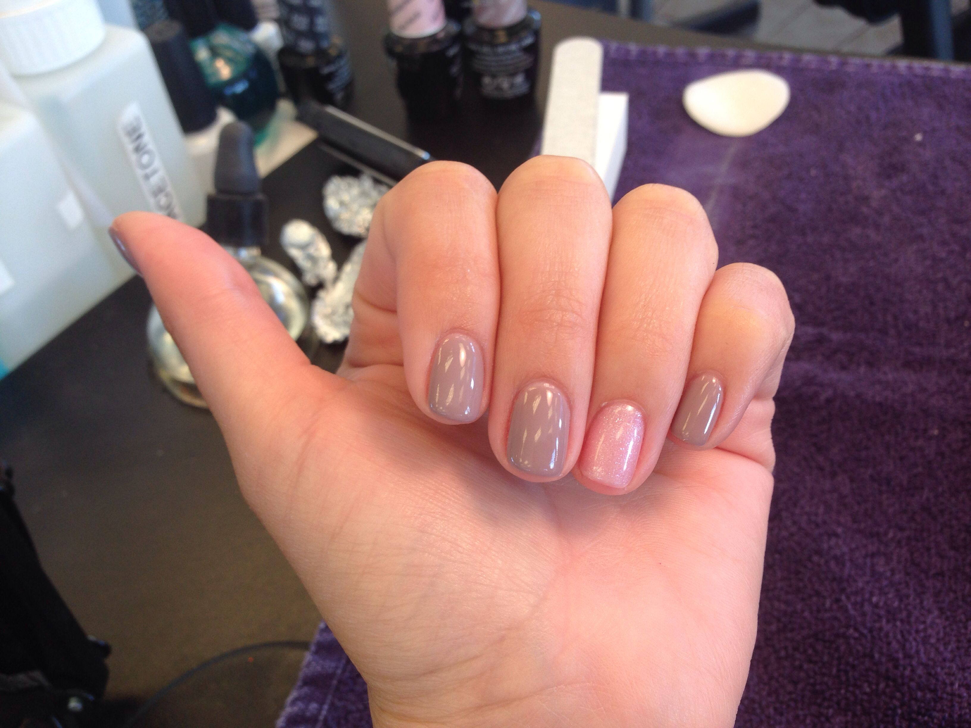 Taupeless beach and princesses rule OPI gel color 9/5   Nails ...