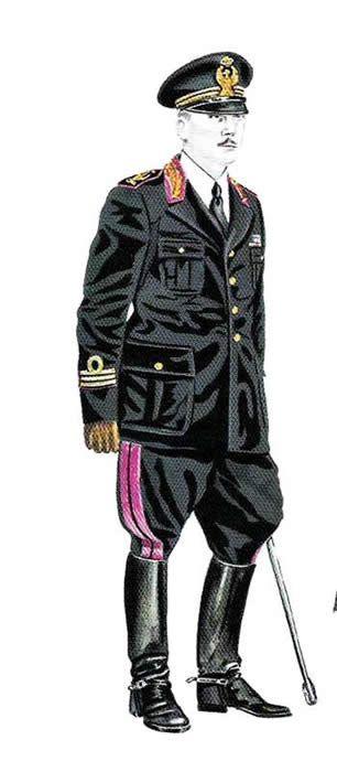 Maggior Generale Pubblica Sicurezza 1935, pin by Paolo Marzioli