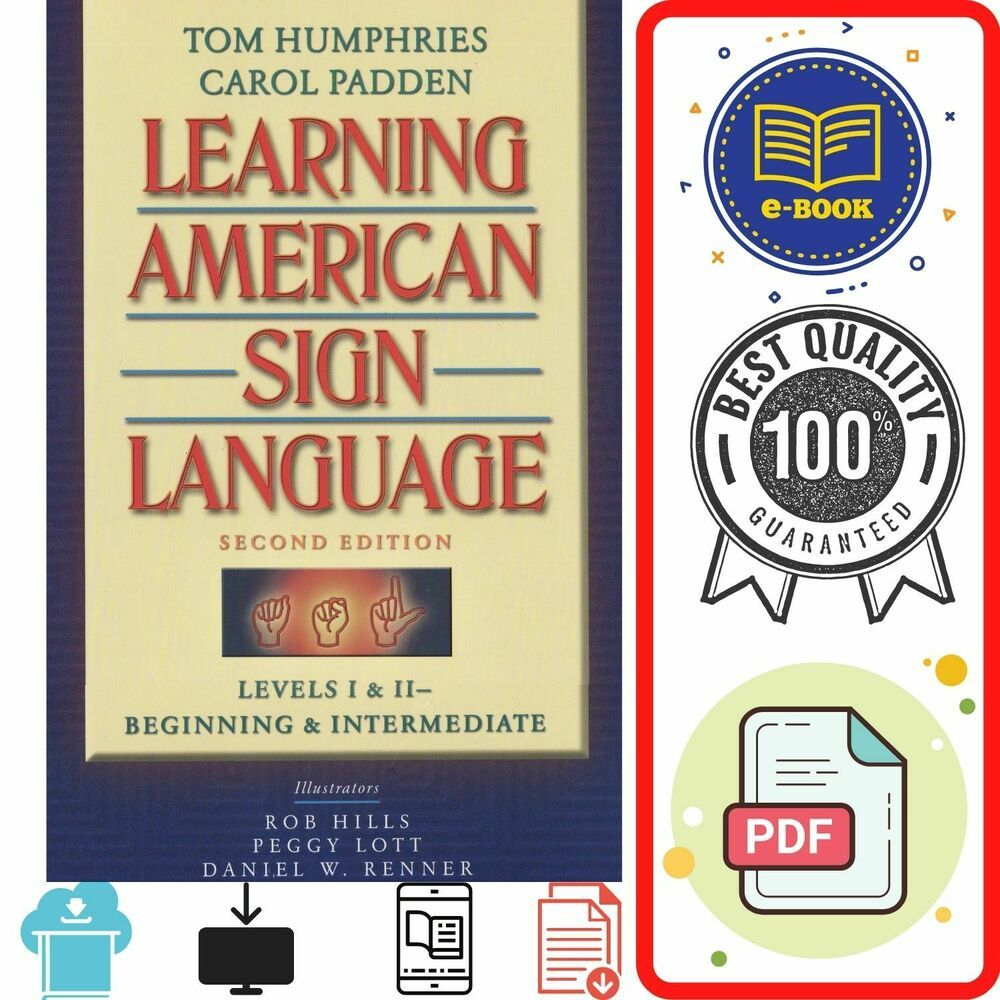 Learning American Sign Language E Copy Dvd American Sign Language Learn To Sign Sign Language