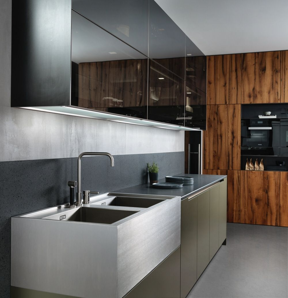 Intuo Design Kitchen Finiso Kitchen German Kitchen Kitchen Design