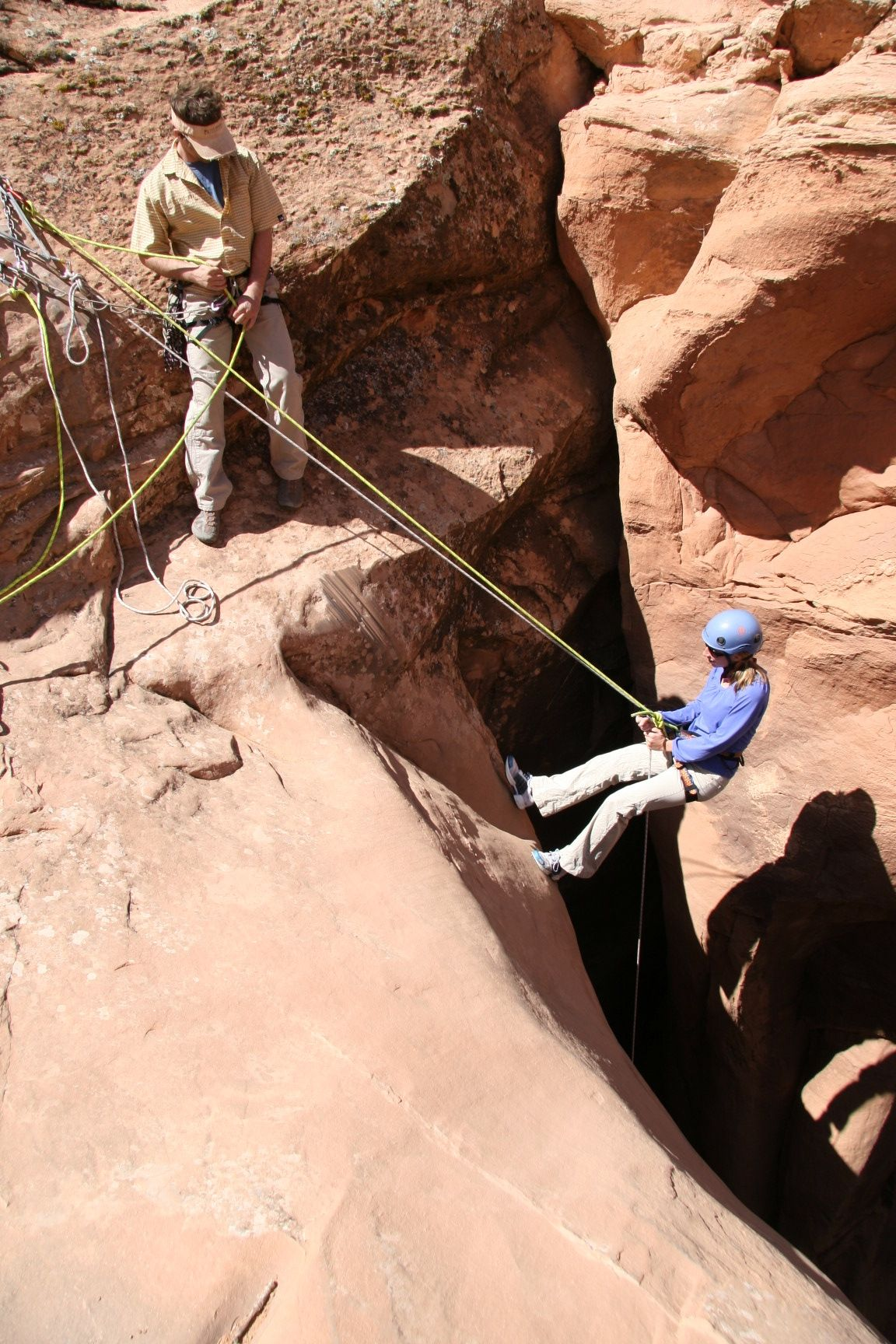 Moab Canyoneer Morning Glory Chamisa Or Rock Of Ages With Amga