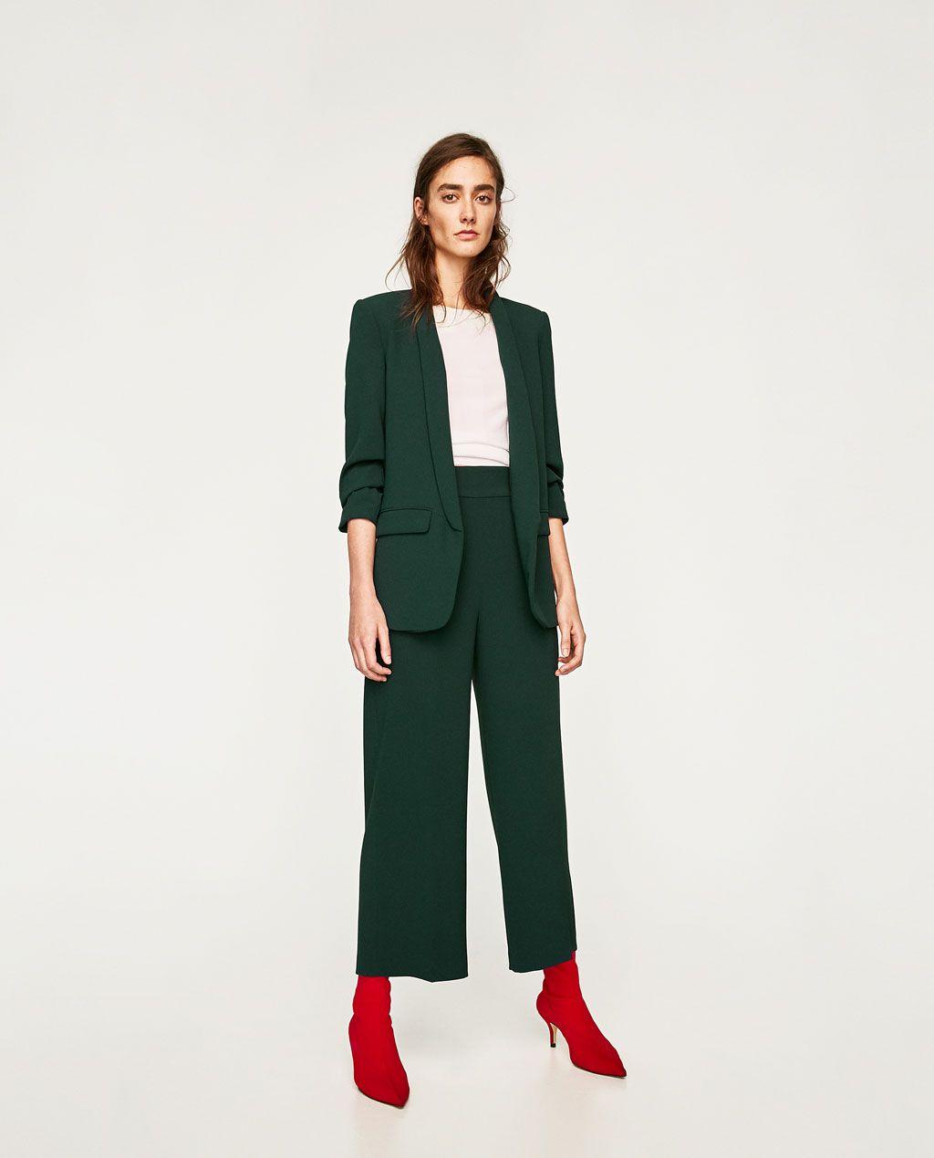 classic style wide range excellent quality Image 1 de PANTALON TAILLE HAUTE de Zara | Tina Shopping ...