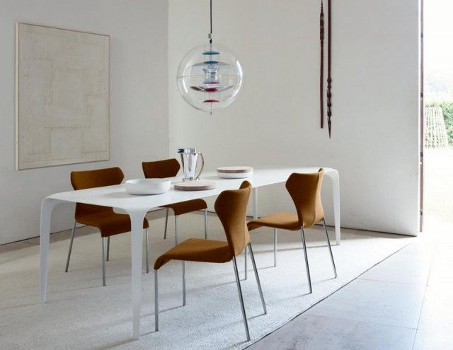 Table salle manger design italien beb italia suspension