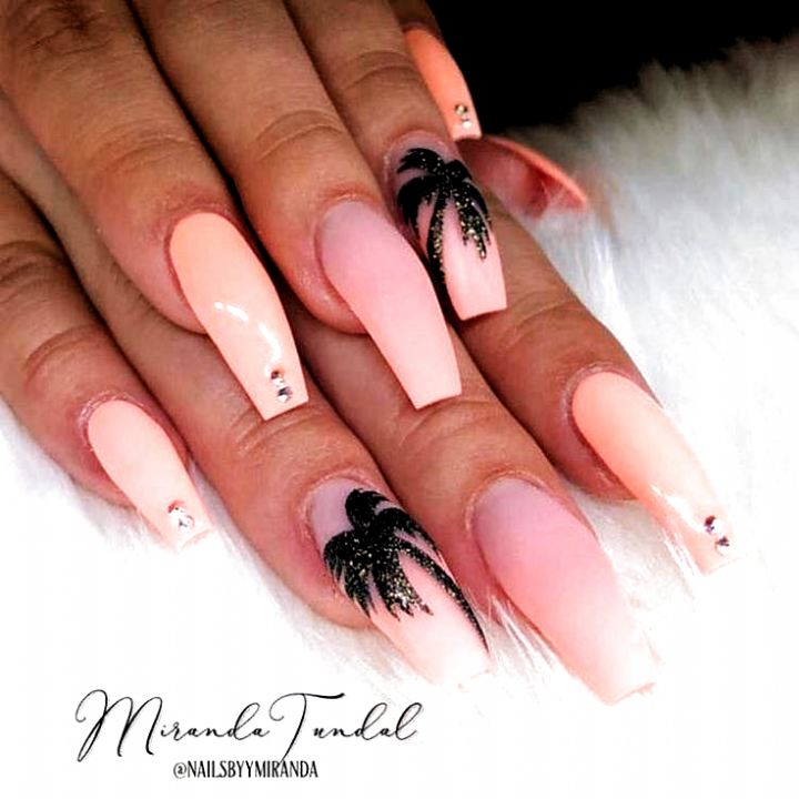 60 Summer Nail Art 2019 Ideas To Give You That Invincible Shine And Confidence Hike N Dip Nails In 2020 Nail Art Summer Summer Nails Summer Nails Colors