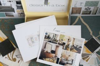 design in a box   interior design kit   boxed up ideas   Pinterest     design in a box   interior design kit