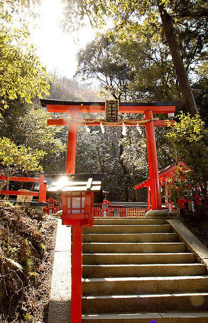 Torii Gate at Arashiyama, Kyoto | Kyoto, Gate and Japan