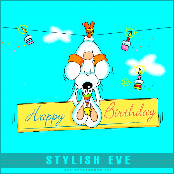 Stylish Eve Design Inspirations Stylish And Cute Happy Birthday Cards Happy Birthday Wishes Cards Birthday Wishes Greeting Cards Happy Birthday Cards