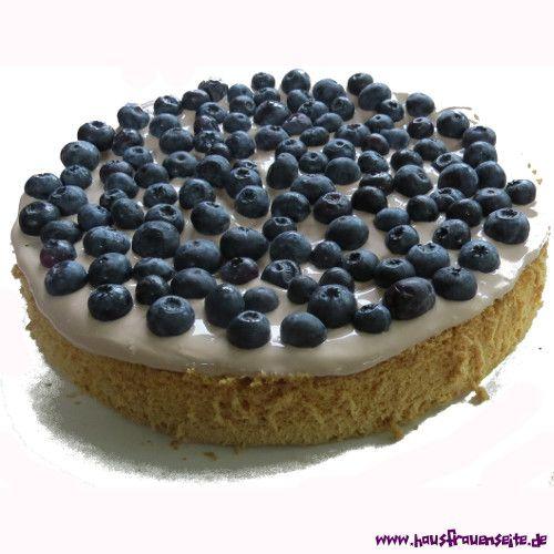 Schnelle Frischkase Torte Rezept Kuhlschrankkuchen Kuchen Ohne