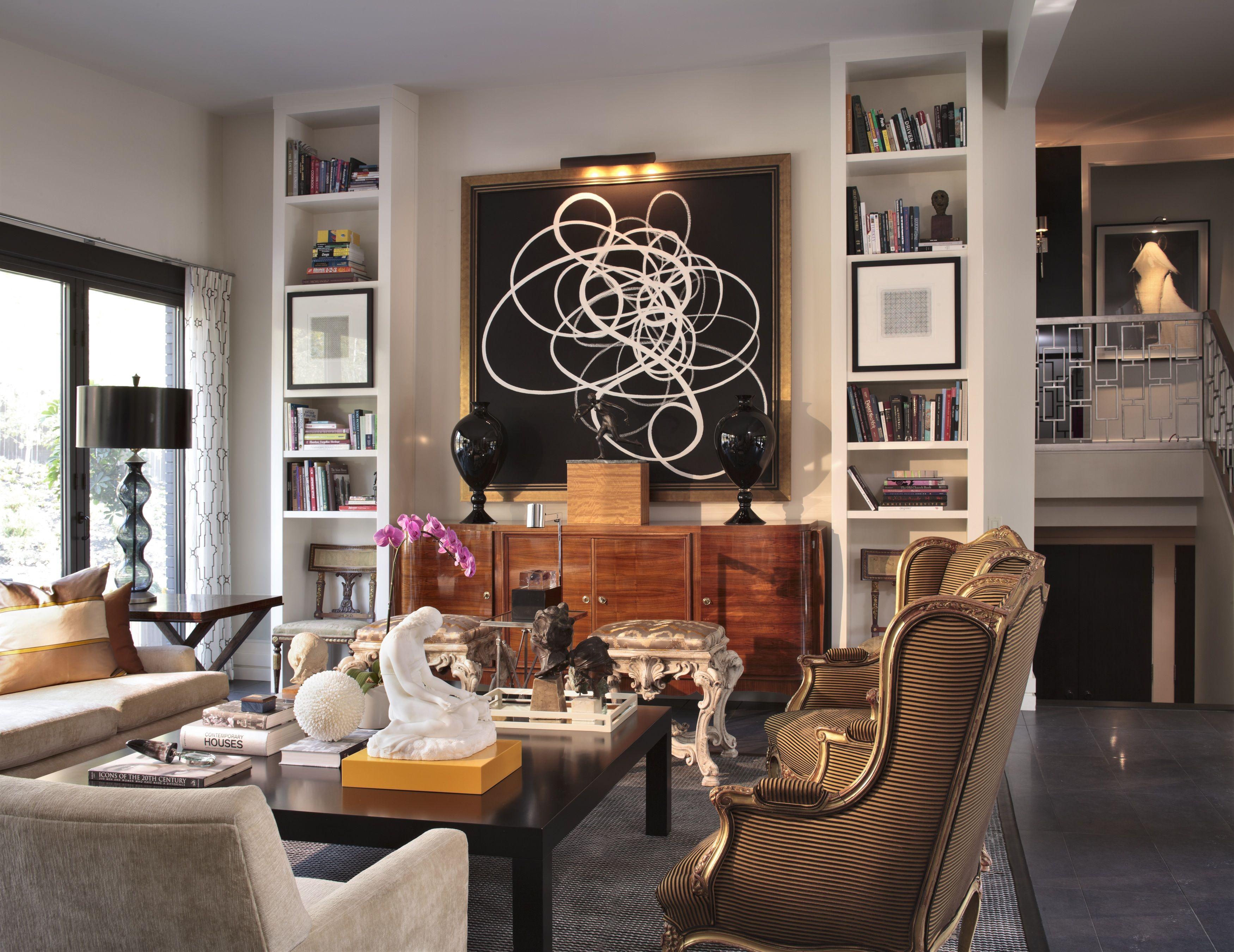Paul Lavoie Interior Design CHAIRS COUCHES Pinterest
