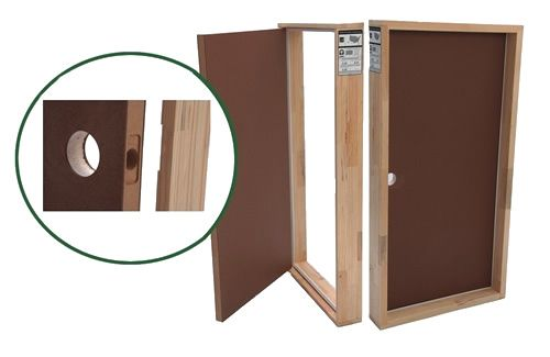 Knee Wall Access Doors To Order Call Weirton Lumber 304 748 6000 Attic Flooring Attic Rooms Attic Remodel
