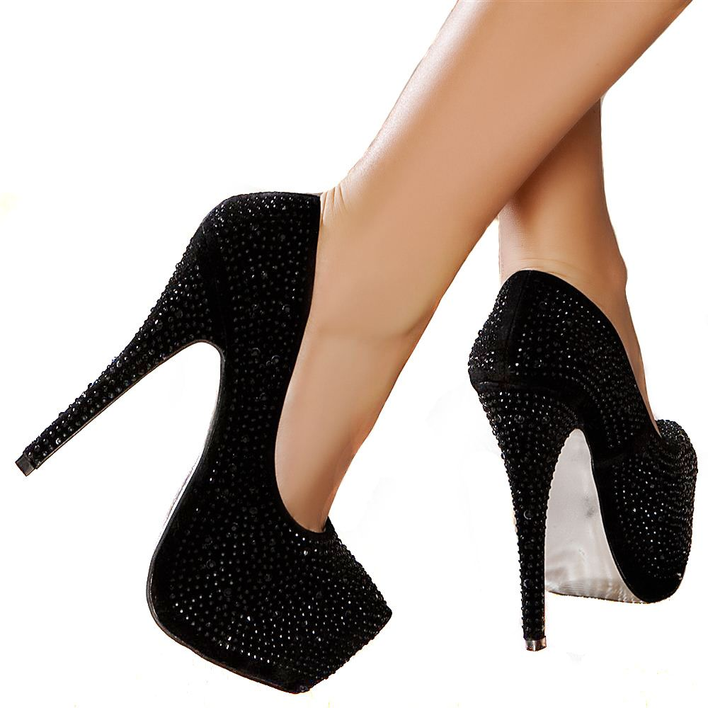 scarpe tacco - Cerca con Google · Sarah WalkerBlackShoesTacosHigh HeelsShoe Black ...