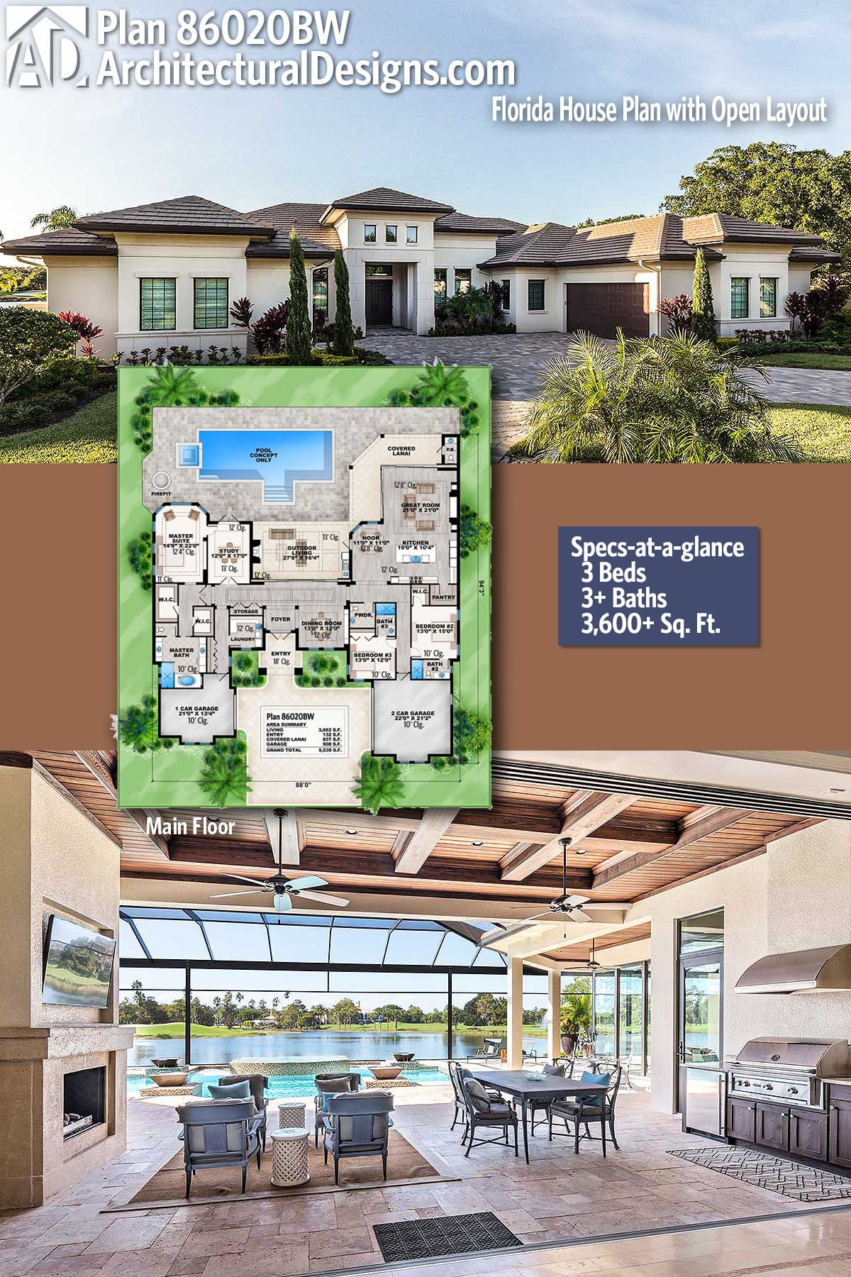 Architectural Designs House Plan 86020BW 3