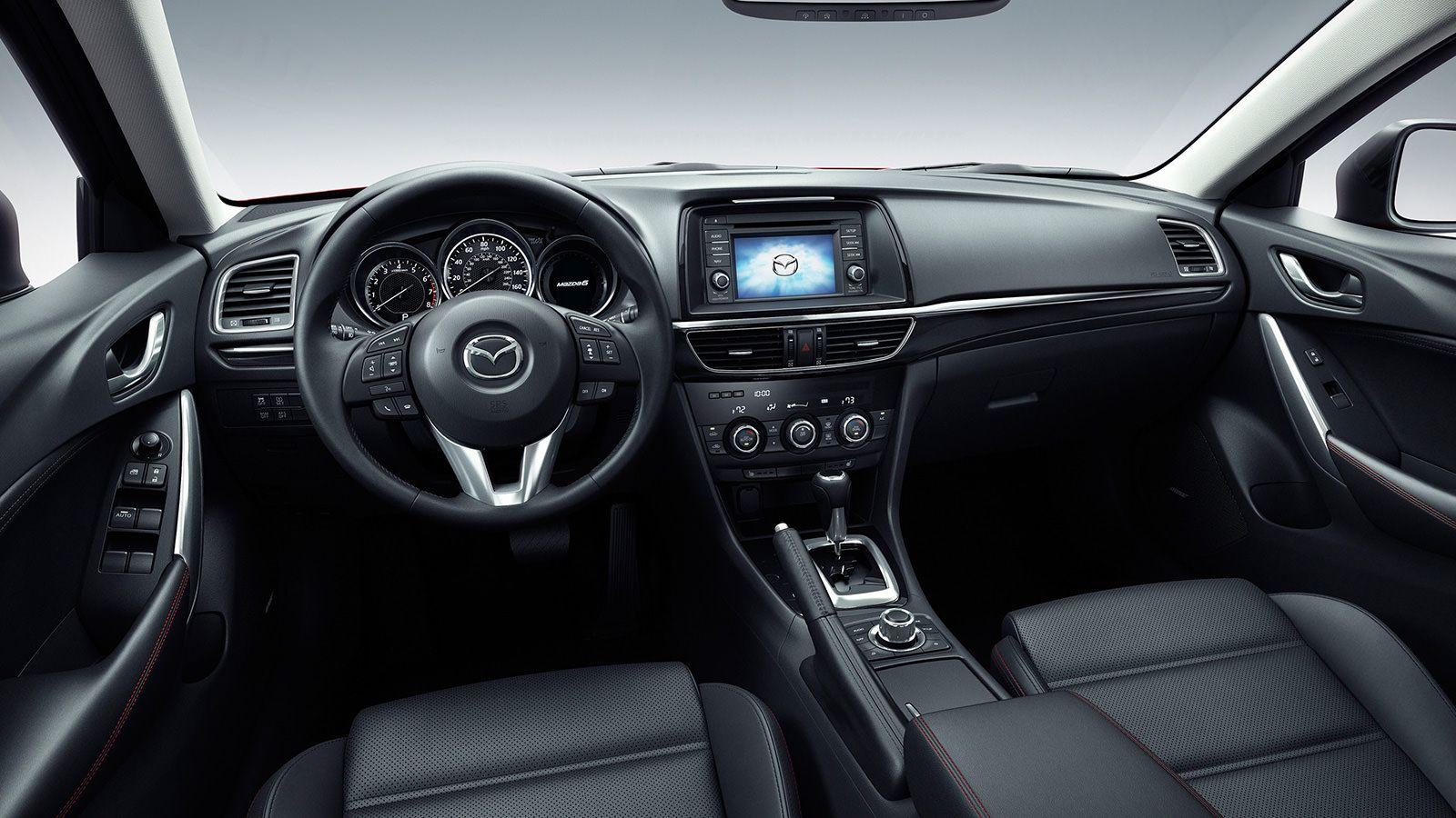 Mazda 6 2015 Interior Car interior, Mazda 6, Interior