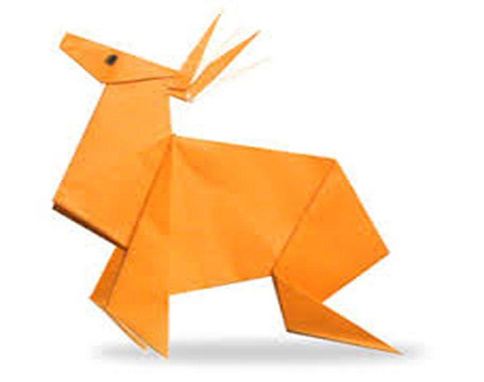 origami deer learn how to make origami deer easy