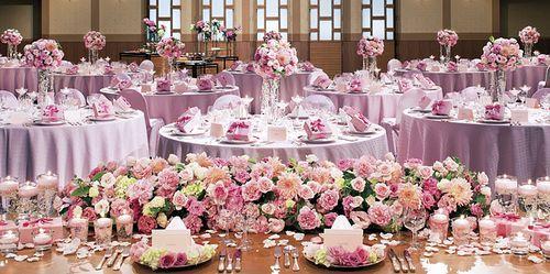 centros de mesa para boda en primavera
