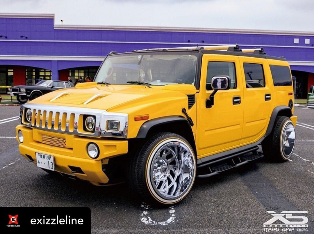 Woah Check This Out 2013 Hummer H2 On Vogues In Japan Hummer H2 Hummerh2 Vogues Voguetyres Japan Hummer H2 Suv Hummer