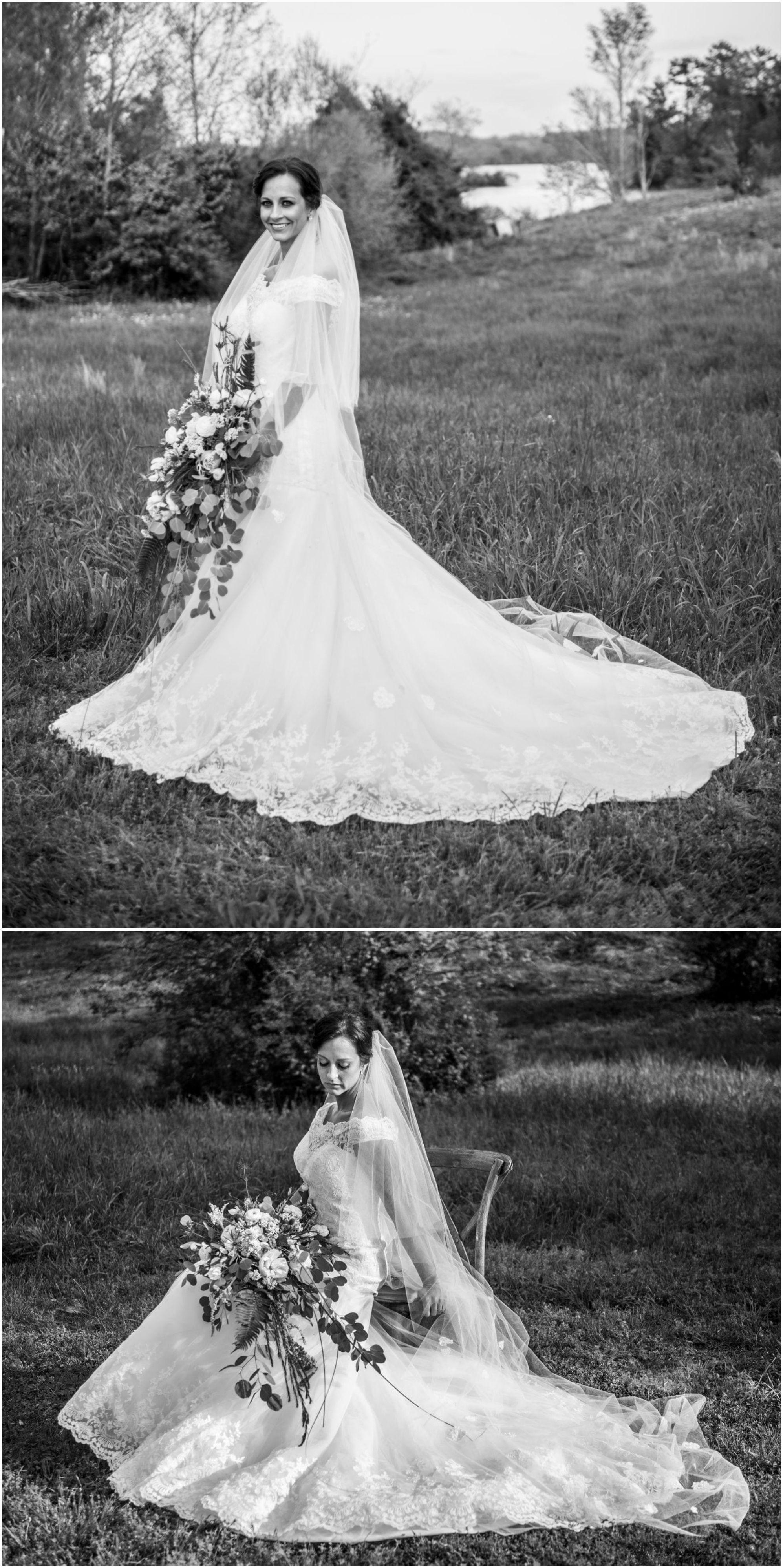Indigo & Gold Rustic Romance Styled Shoot - Kingston, TN | Wedding ...