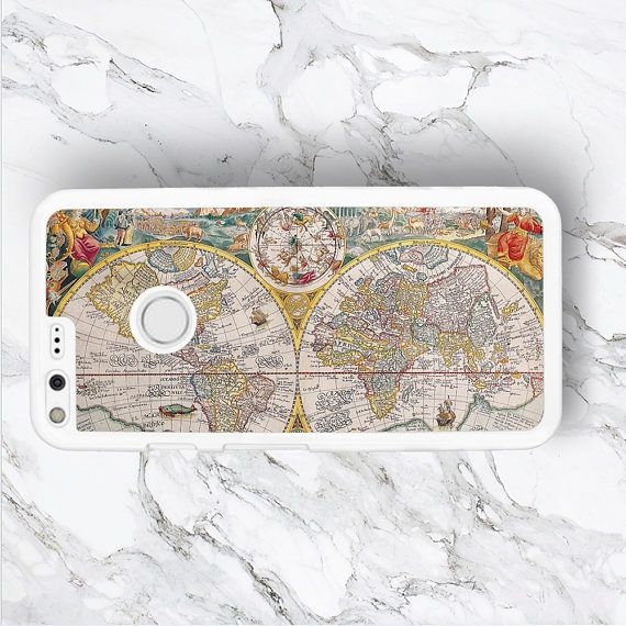 Google pixel vintage world map phone case htc pixel xl retr get me google pixel vintage world map phone case htc pixel xl retr get me at gumiabroncs Image collections