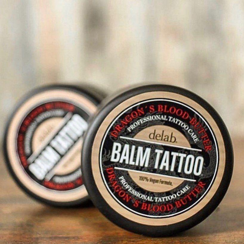 Balm Tattoo Vegan Formula Vegan Tattoo Skincare Skincare