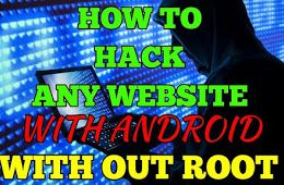 How To Hack or Crack Any Website With Termux | Hacking | Hacks