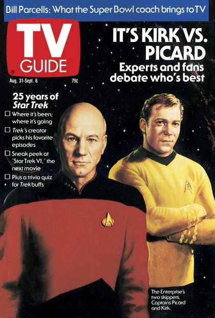 August 31, 1991 Star Trek