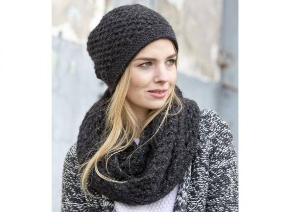 Häkelanleitung für Mütze mit Durchblick   Crochet and Patterns