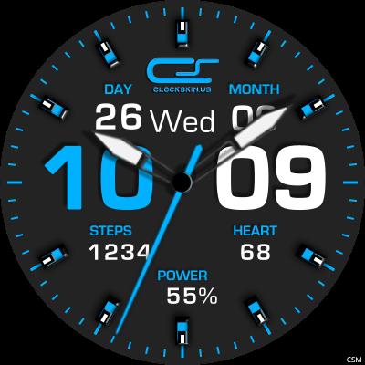Watch Face Clockskin Watch Faces Watchfaceup Clock Skin Watch Faces Smart Watch Android Smart Watch