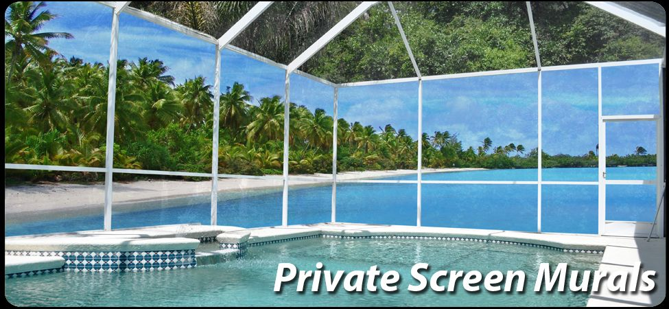For Those Who Prefer Complete Privacy From Neighbors Perfectly Private Creates Zero External Visibility And Magnifi Pool Privacy Screen Outdoor Privacy Screen