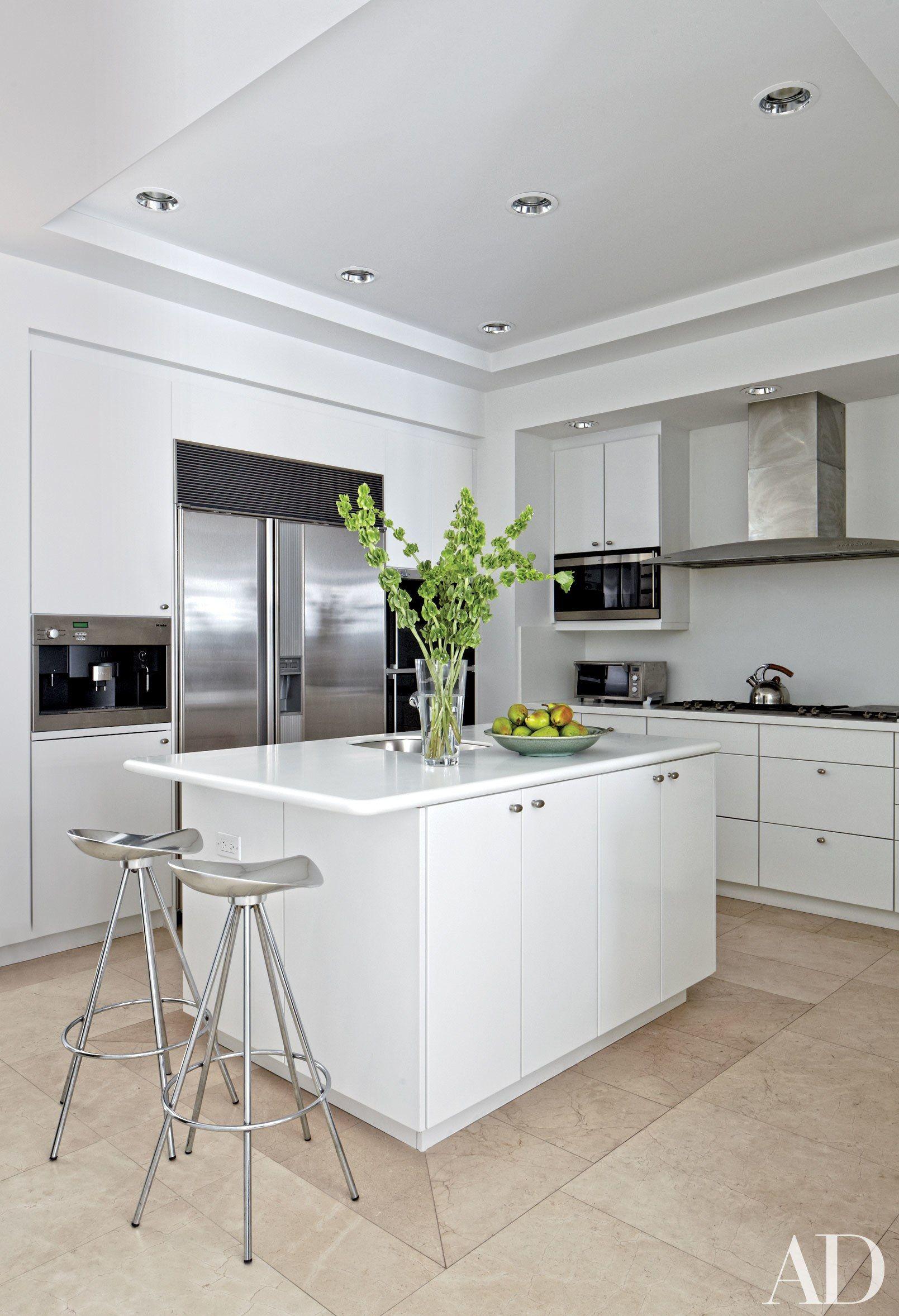 Wonderful White Kitchens Design Ideas
