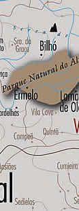 Rotas & Destinos - Parque Natural do Alvão e Fisgas de Ermelo (perto de Vila Real)