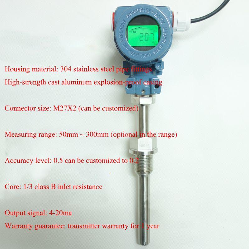 Ybt 2088 4 20ma Temperature Transmitter 4 20ma Industrial Digital