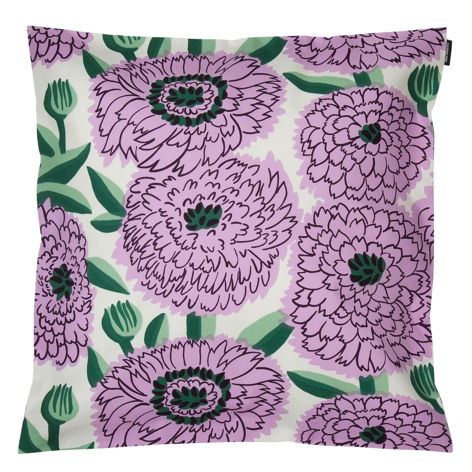 Marimekko Pieni Primavera Kissenbezug 45 X 45 Cm Violett F S 20 Cushion Cover Marimekko Cushion Covers