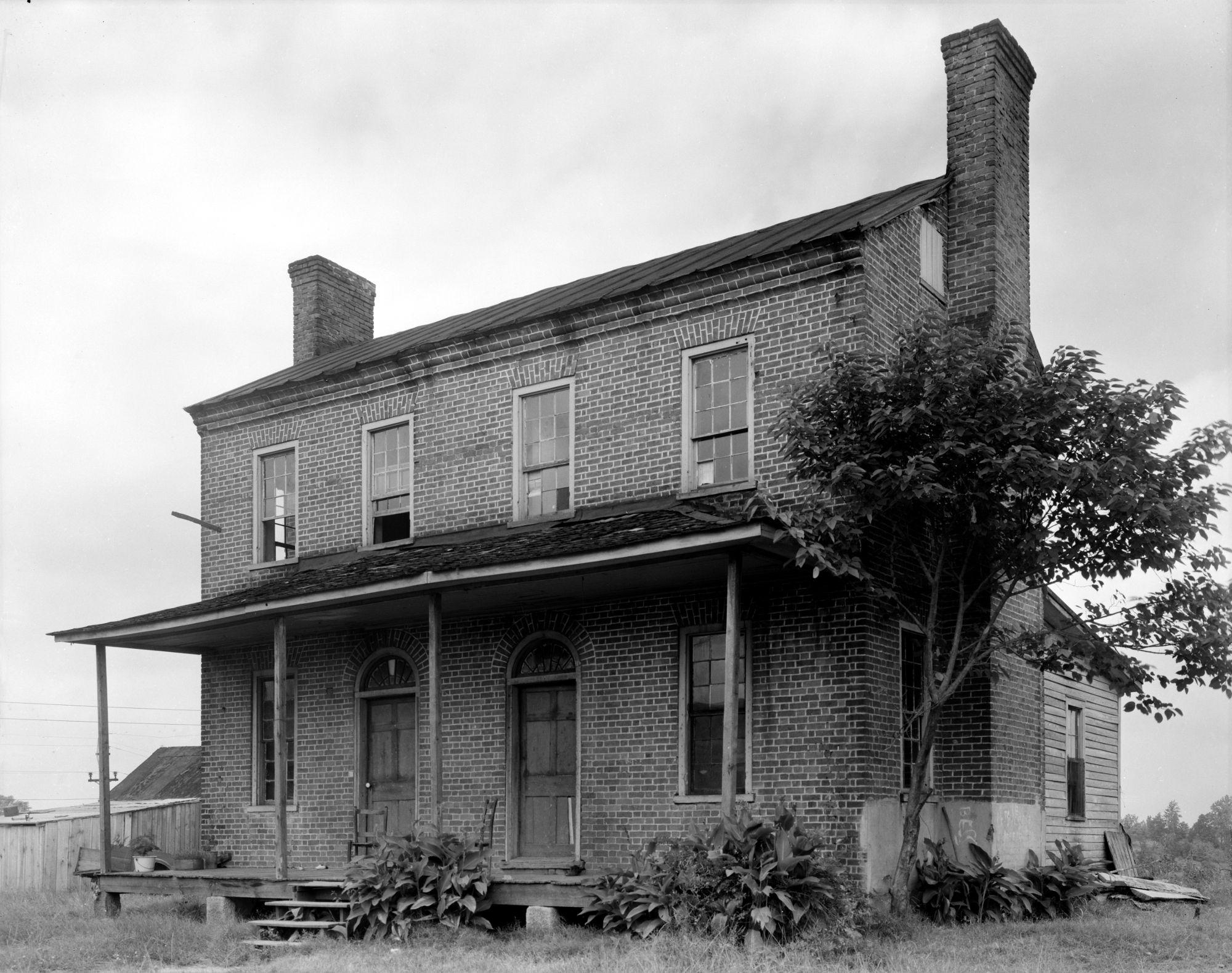 Circa 1938 Mason House Dallas vicinity Gaston County North