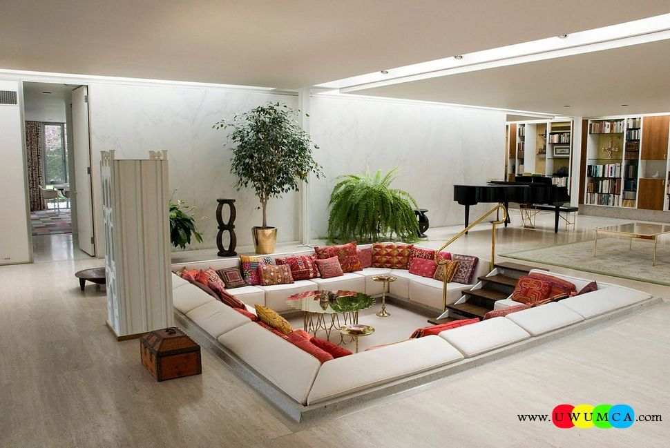 Outdoor GardeningCreate Lounge With Sunken Seating Area