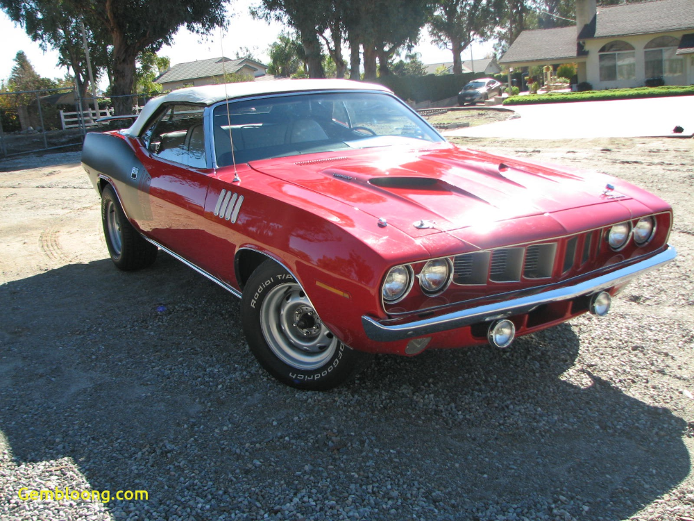 Muscle Cars for Sale Inspirational Public Auction Plymouth ...
