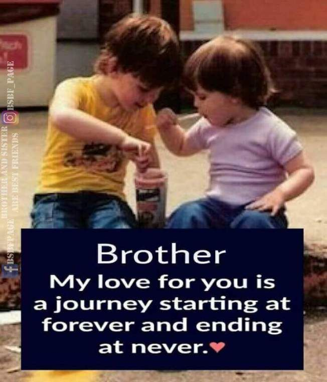 My Brother Is My Best Friend Brother Quotes Siblings Funny Quotes Best Brother Quotes