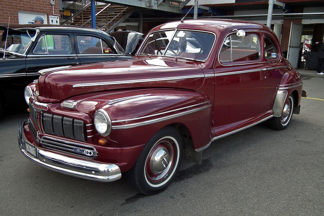 1946 Mercury Sekiz coupe | Mercury Cars | Pinterest | Mercury cars ...