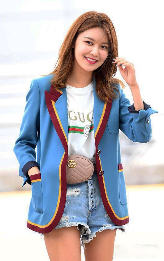 170528 Sooyoung - Incheon Airport ©Osen
