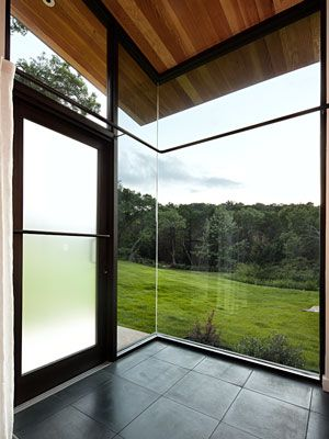 Corner Window Interiors Dream Architecture Corner Window