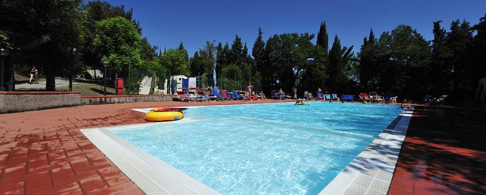 Camping Le Balze Camping Vakantie Toscane