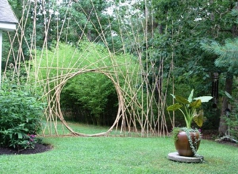 #gardenart #garden #art