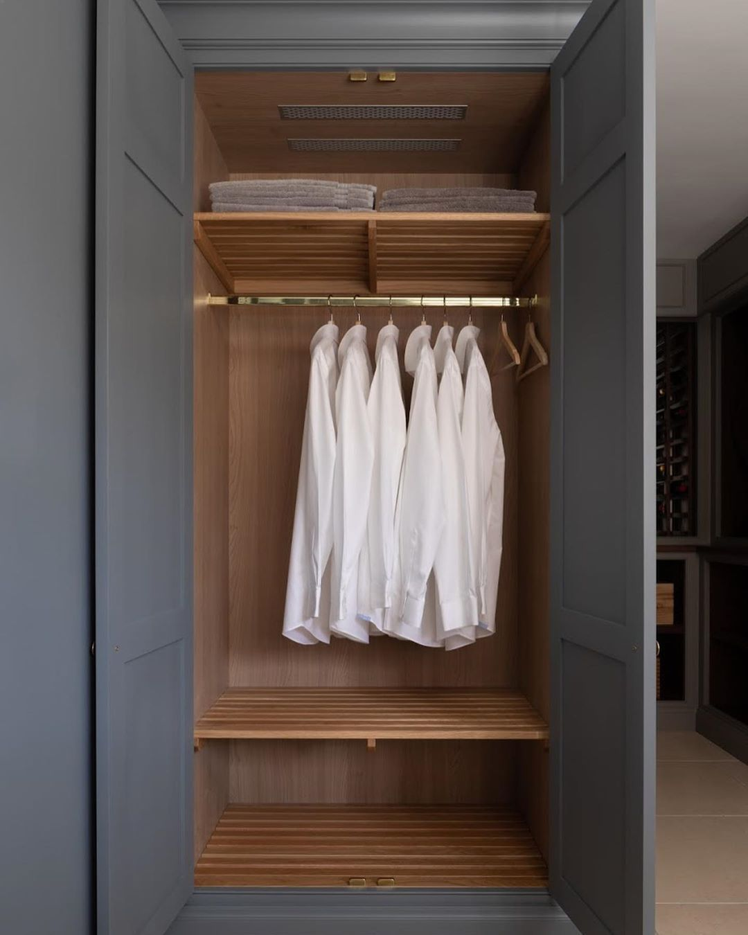 A Drying Cupboard Is A Great Addition To A Utility Laundry Room As You Can Dry Clothes Easily Without Using Air Drying Cupboard Laundry Room Layouts Cupboard