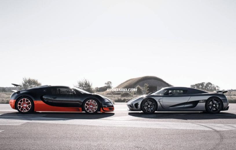 bugatti veyron vitesse vs koenigsegg agera r the ultimate supercar showdown. Black Bedroom Furniture Sets. Home Design Ideas